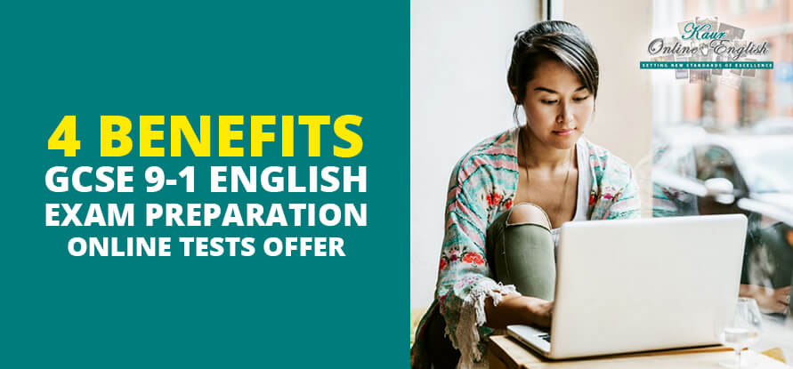 GCSE 9-1 English Exam Preparation Online