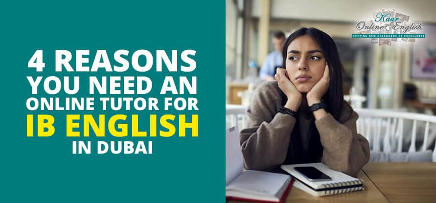 Online-Tutor-For IB-English-In-Dubai