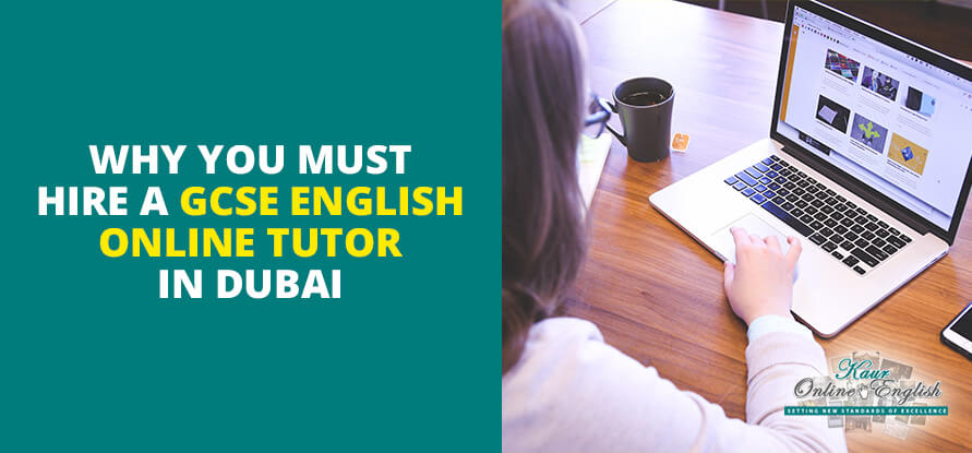 Hire GCSE English Online Tutor