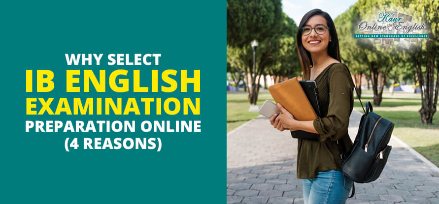 IB English Examination Preparation Online