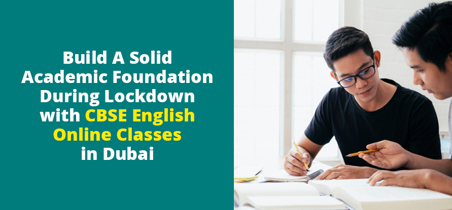 cbse english online classes in dubai