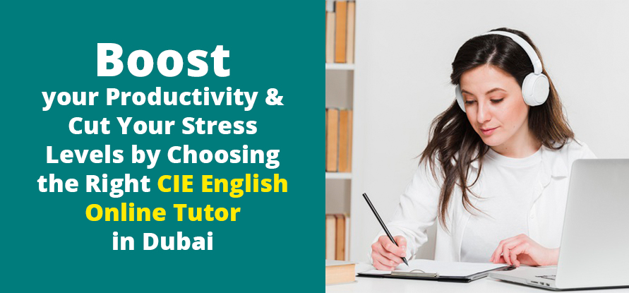 cie english online tutor in dubai