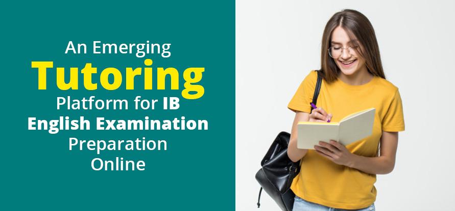 ib english examination preparation online