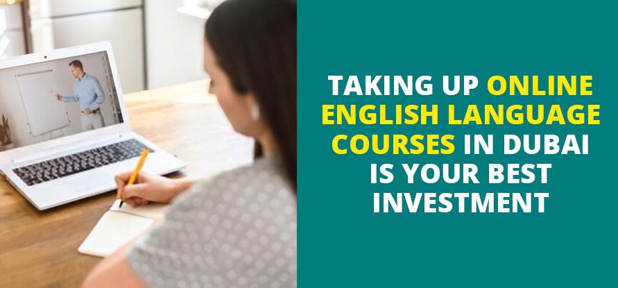 online english language courses in dubai