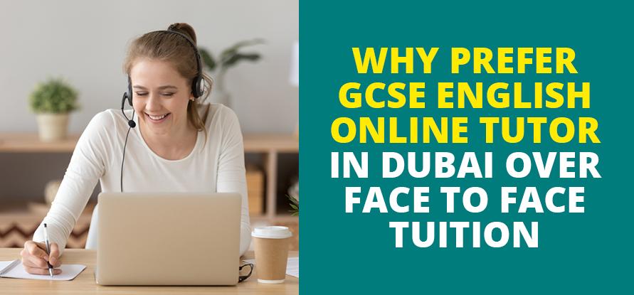 gcse english online tutor in dubai